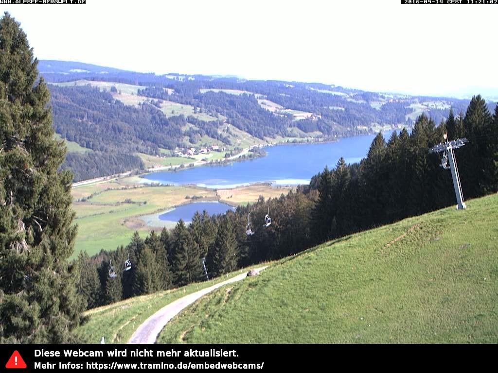 Hausberg webcam