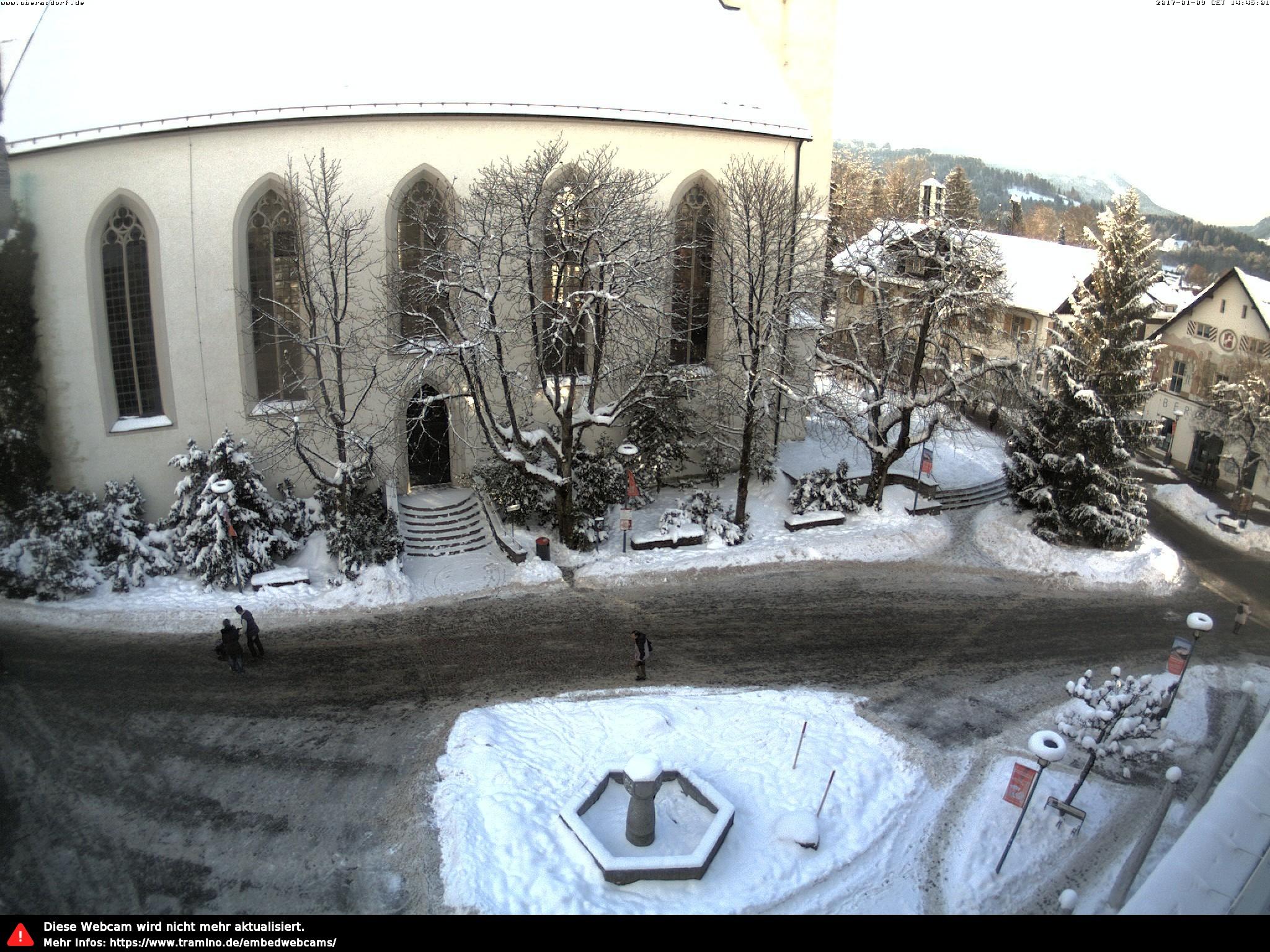 sneeuwcam Oberstdorf-Söllereck