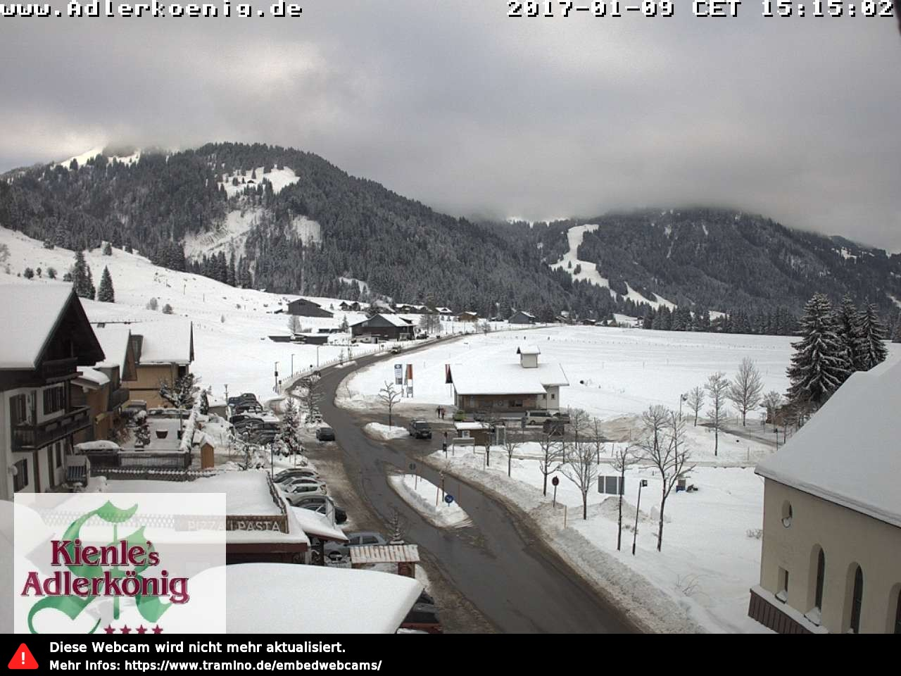 Webcam Skigebiet Balderschwang cam 3 - Allg�u