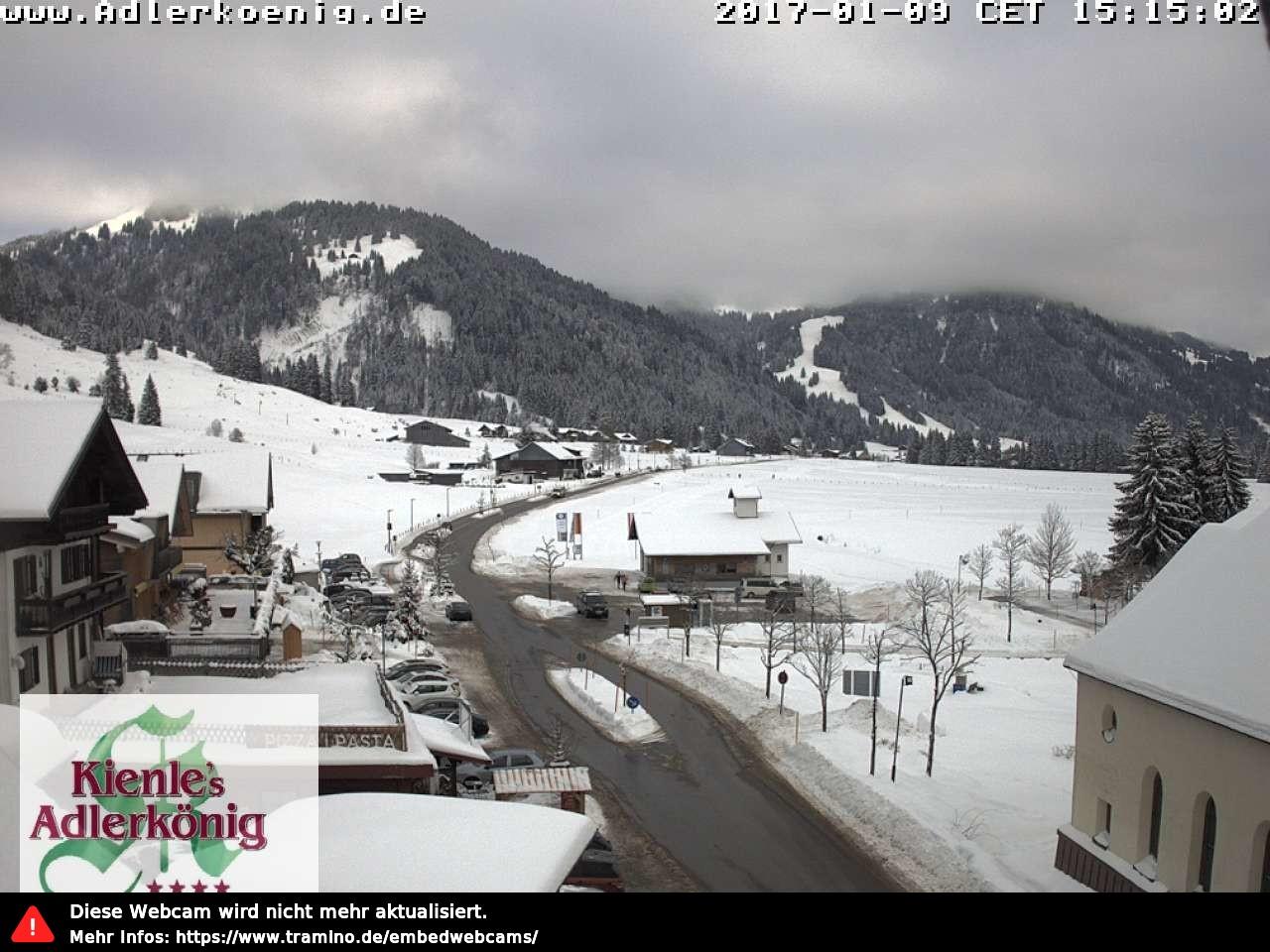 Webcam Skigebiet Balderschwang cam 3 - Allgäu