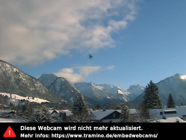 Webcam Ortseingang