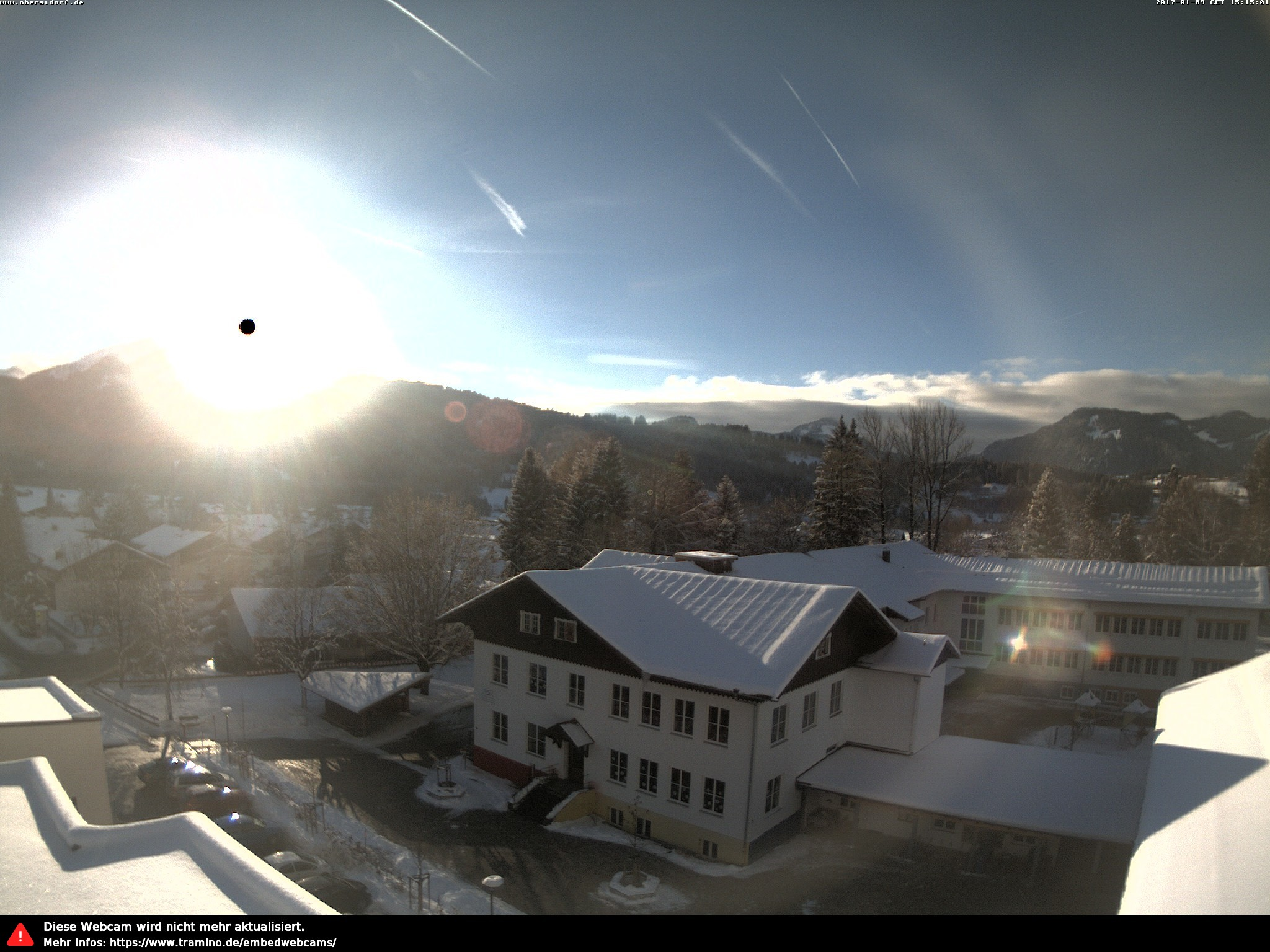 Webcam Oberstdorf